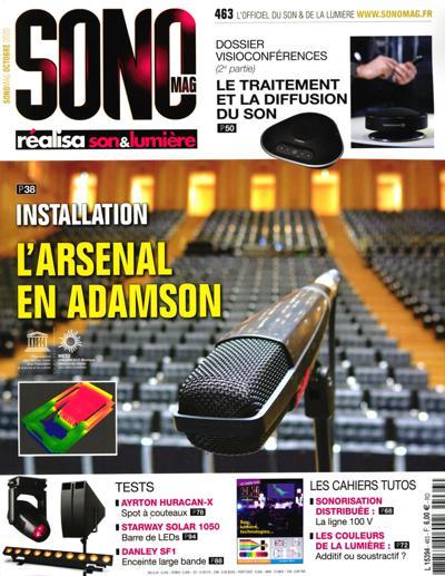 Abonnement Sono Mag