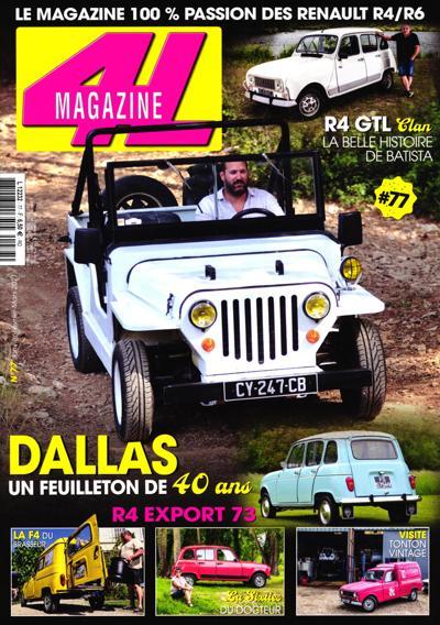 4L Magazine (photo)