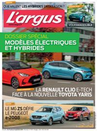 L'Argus de l'Automobile N° 4578