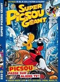 Mickey Parade Géant N° 222