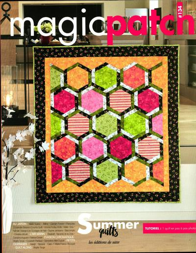 Abonnement magazine Magic Patch