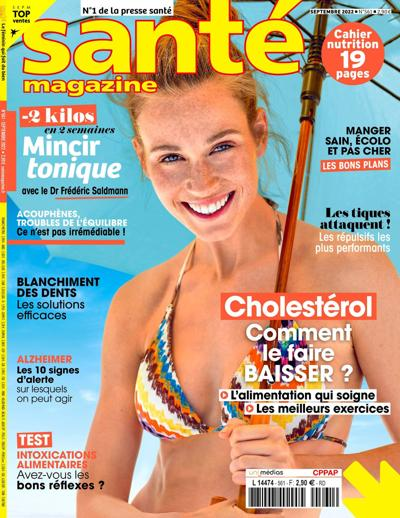 Santé Magazine (photo)