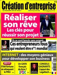 Création d'entreprise magazine N° 65