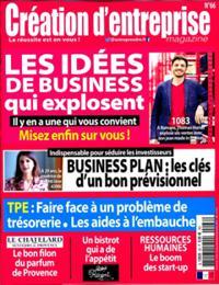 Création d'entreprise magazine N° 66