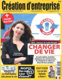 Création d'entreprise magazine N° 67