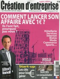 Création d'entreprise magazine N° 68