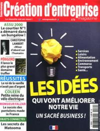 Création d'entreprise magazine N° 70