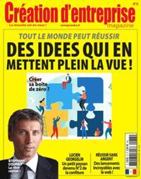 Création d'entreprise magazine N° 73