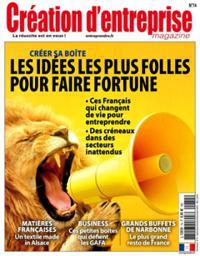 Création d'entreprise magazine N° 74