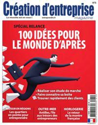 Création d'entreprise magazine N° 75