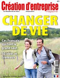 Création d'entreprise magazine N° 77