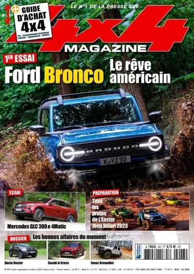 4x4 Magazine - N°428