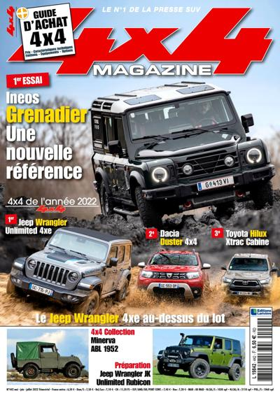 4x4 Magazine (photo)