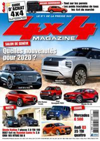 4x4 Magazine N° 428