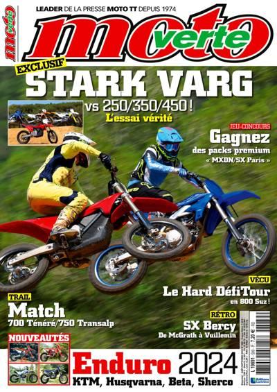 Moto Verte (photo)