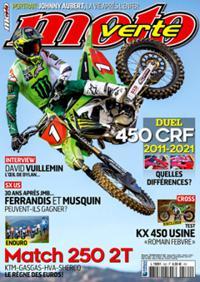 Moto Verte N° 562