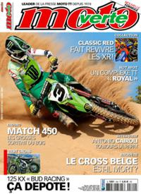 Moto Verte N° 564
