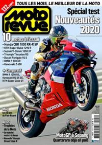 Moto Revue N° 4100
