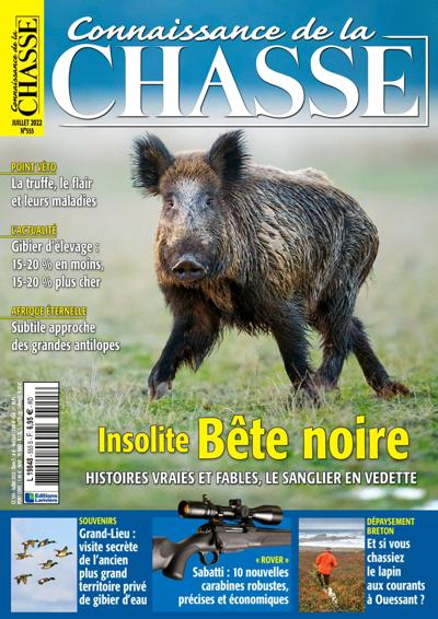 Connaissance de la Chasse (photo)