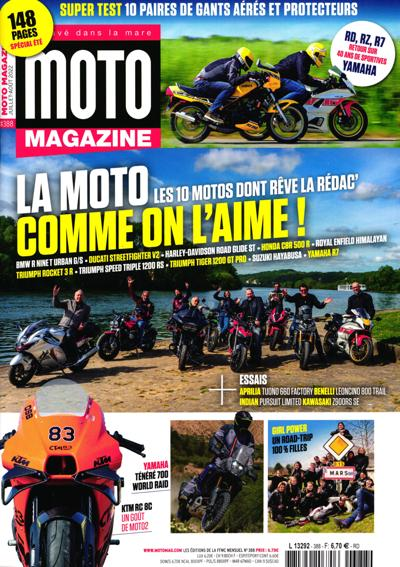 Moto Magazine (photo)