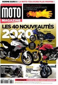 Moto Magazine N° 363