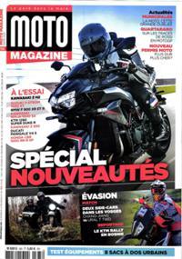 Moto Magazine N° 365