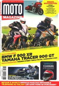 Moto Magazine N° 366