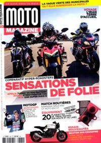 Moto Magazine N° 369