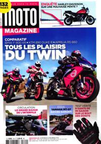 Moto Magazine N° 374