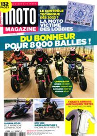 Moto Magazine N° 375
