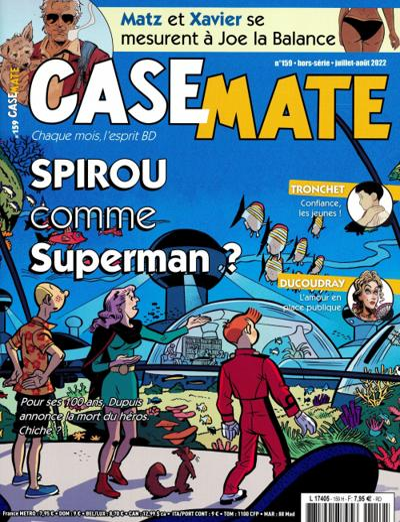 Casemate - N°126