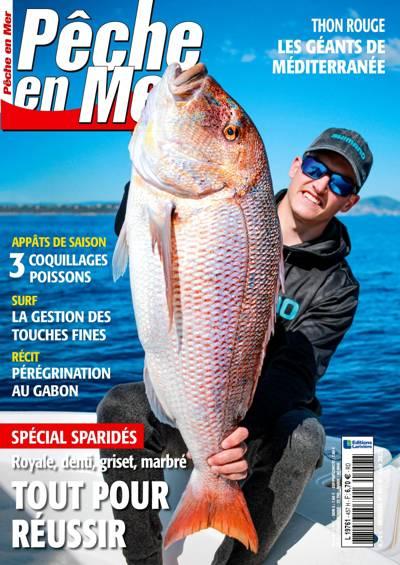 Pêche en mer - N°412
