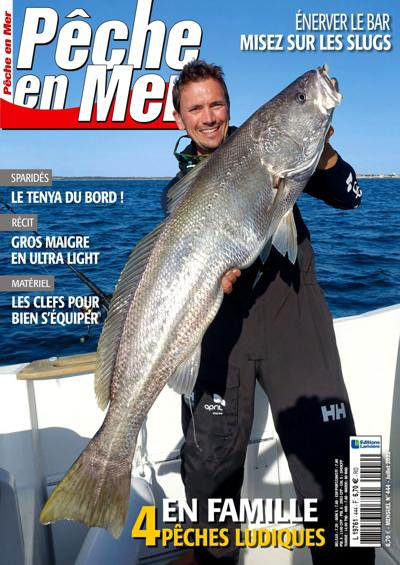 Abonnement Pêche en mer