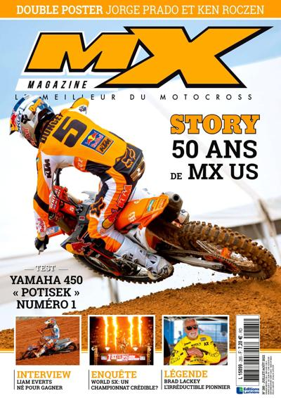 MX Magazine (photo)