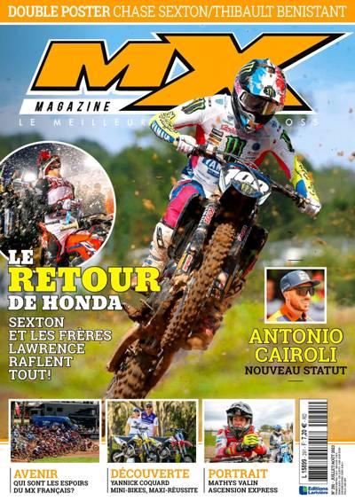 MX Magazine (photo)