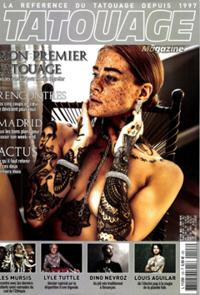 Tatouage Magazine N° 128