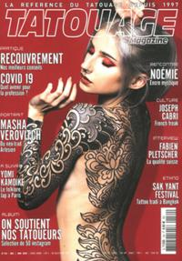 Tatouage Magazine N° 134