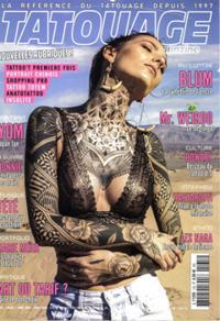 Tatouage Magazine N° 135