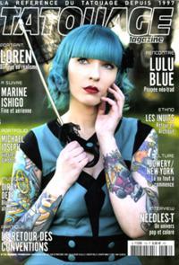 Tatouage Magazine N° 136