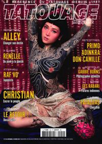 Tatouage Magazine N° 142