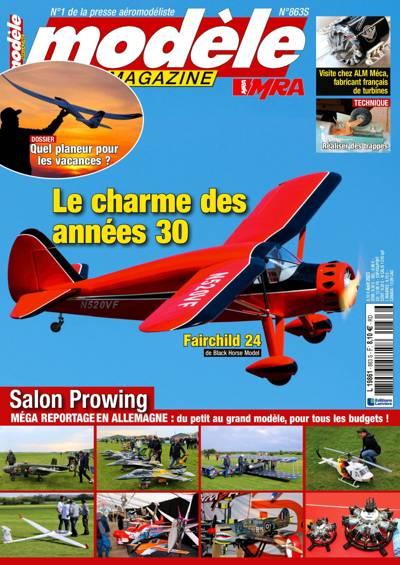 Abonnement Modèle Magazine