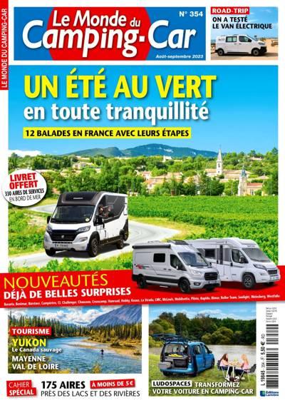Abonnement Le Monde du camping car