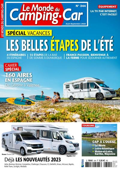 Le Monde du camping car (photo)