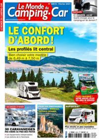 Le Monde du camping car N° 328