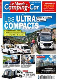 Le Monde du camping car N° 330
