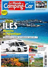 Le Monde du camping car N° 331
