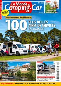 Le Monde du camping car N° 332