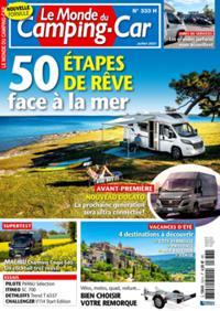 Le Monde du camping car N° 333