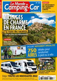 Le Monde du camping car N° 334