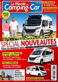 Le Monde du camping car N° 335